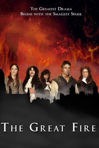 Caratula, cartel, poster o portada de The Great Fire