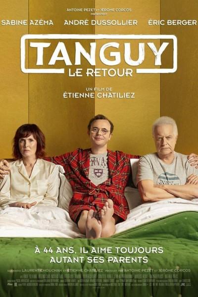 Caratula, cartel, poster o portada de Tanguy, le retour