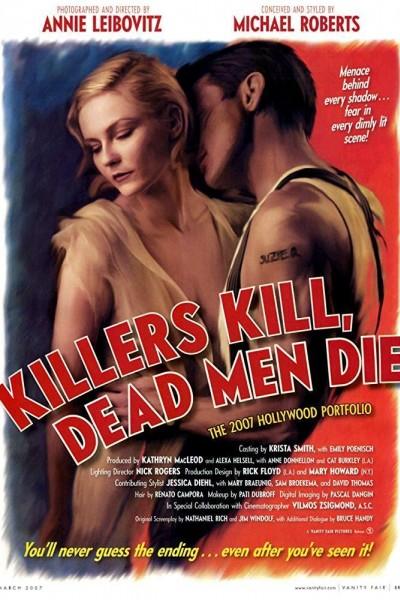 Caratula, cartel, poster o portada de Vanity Fair: Killers Kill, Dead Men Die