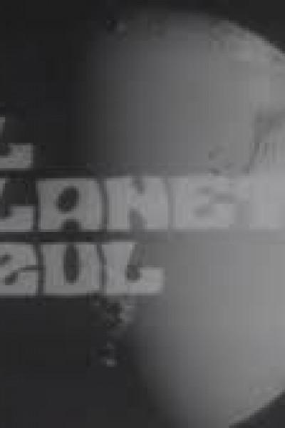 Caratula, cartel, poster o portada de Planeta azul