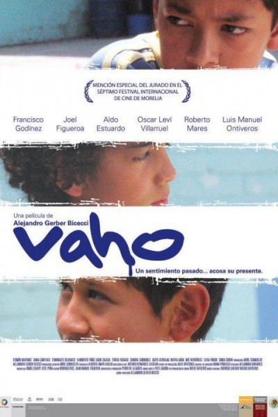 Caratula, cartel, poster o portada de Vaho