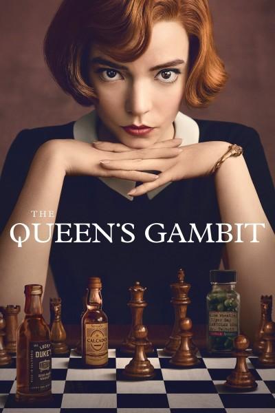 Caratula, cartel, poster o portada de Gambito de dama