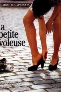 Caratula, cartel, poster o portada de La pequeña ladrona