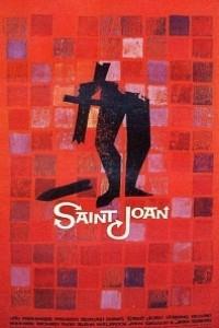 Caratula, cartel, poster o portada de Santa Juana