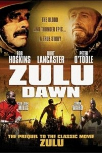 Caratula, cartel, poster o portada de Amanecer Zulú