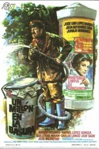 Caratula, cartel, poster o portada de Un millón en la basura