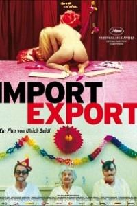Caratula, cartel, poster o portada de Import/Export