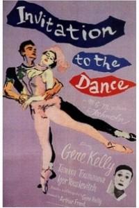 Caratula, cartel, poster o portada de Invitación a la danza