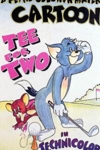 Caratula, cartel, poster o portada de Tom y Jerry: Golf para dos