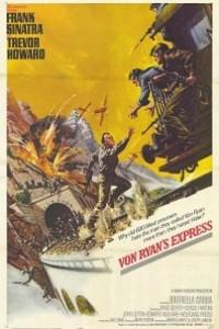 Caratula, cartel, poster o portada de El coronel Von Ryan