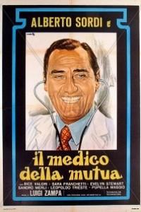 Caratula, cartel, poster o portada de El médico de la mutua