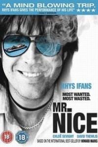 Caratula, cartel, poster o portada de Mr. Nice