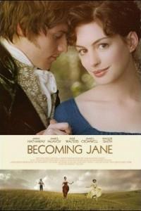 Caratula, cartel, poster o portada de La joven Jane Austen