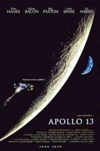 Caratula, cartel, poster o portada de Apolo 13 (Apolo XIII)