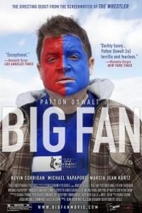 Caratula, cartel, poster o portada de Big Fan