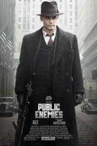 Caratula, cartel, poster o portada de Enemigos públicos