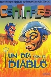 Caratula, cartel, poster o portada de Un día con el diablo