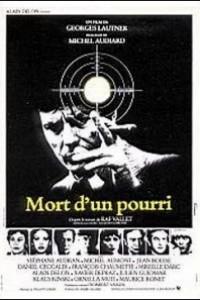 Caratula, cartel, poster o portada de Muerte de un corrupto