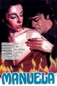 Caratula, cartel, poster o portada de Manuela