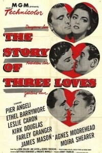 Caratula, cartel, poster o portada de Tres amores