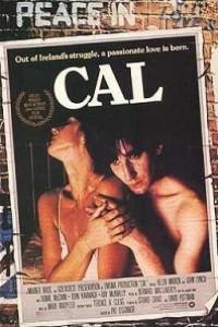 Caratula, cartel, poster o portada de Cal