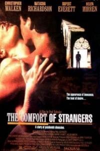 Caratula, cartel, poster o portada de El placer de los extraños