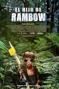 Caratula, cartel, poster o portada de El hijo de Rambow