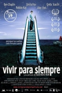 Caratula, cartel, poster o portada de Vivir para siempre