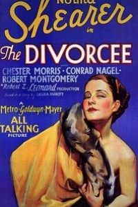 Caratula, cartel, poster o portada de La divorciada
