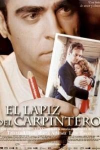 Caratula, cartel, poster o portada de El lápiz del carpintero