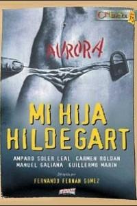 Caratula, cartel, poster o portada de Mi hija Hildegart