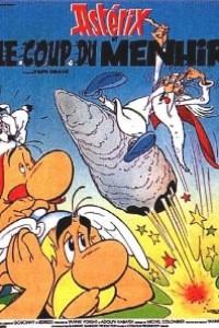 Caratula, cartel, poster o portada de Astérix y el golpe del menhir