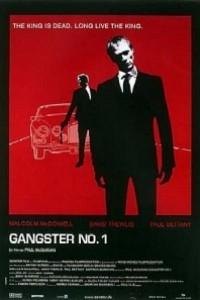 Caratula, cartel, poster o portada de Gangster No. 1
