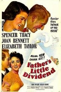 Caratula, cartel, poster o portada de El padre es abuelo