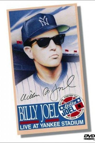 Caratula, cartel, poster o portada de Billy Joel: Live at Yankee Stadium