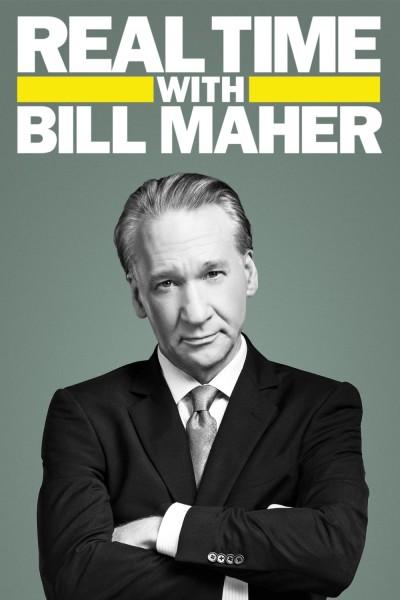 Caratula, cartel, poster o portada de Real Time with Bill Maher
