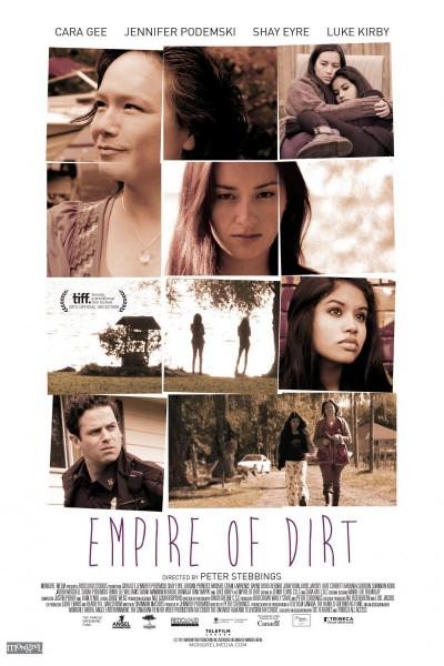 Caratula, cartel, poster o portada de Empire of Dirt