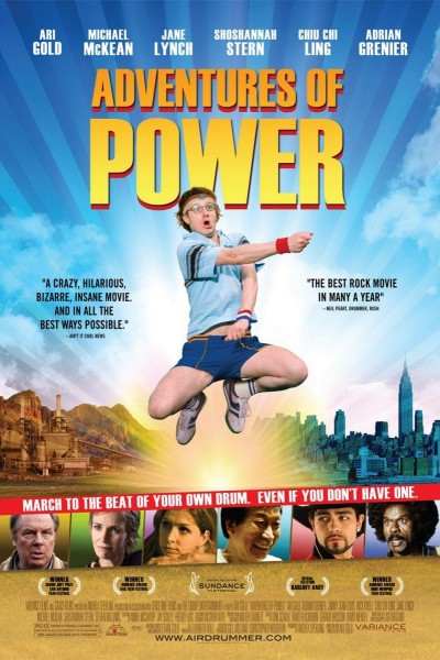 Caratula, cartel, poster o portada de Adventures of Power
