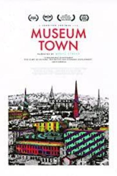 Caratula, cartel, poster o portada de Museum Town
