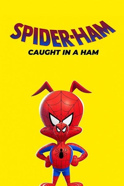 Caratula, cartel, poster o portada de Una trampa para Spider-Ham