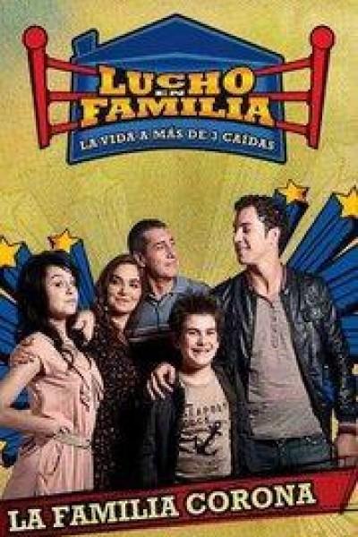 Caratula, cartel, poster o portada de Lucho en familia
