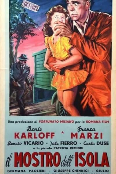 Caratula, cartel, poster o portada de Il mostro dell\'isola