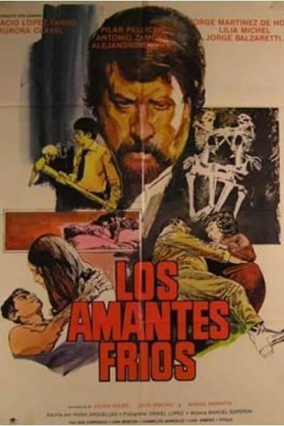 Caratula, cartel, poster o portada de Los amantes frios