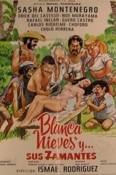 Caratula, cartel, poster o portada de Blanca Nieves y... sus 7 amantes