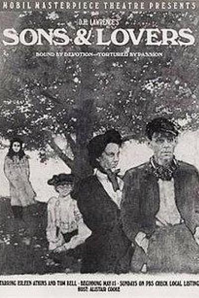 Caratula, cartel, poster o portada de Hijos y amantes