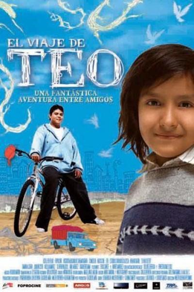 Caratula, cartel, poster o portada de El viaje de Teo