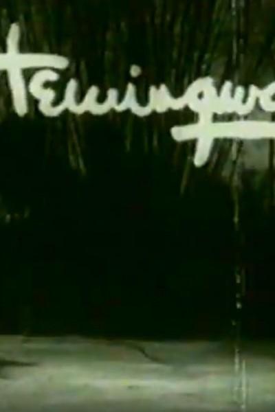 Caratula, cartel, poster o portada de Hemingway