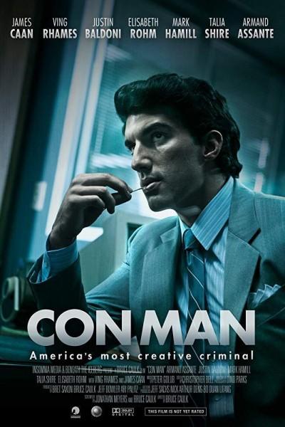 Caratula, cartel, poster o portada de Con Man