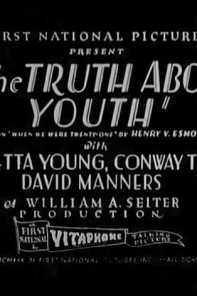 Caratula, cartel, poster o portada de The Truth About Youth