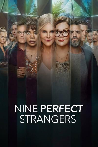 Caratula, cartel, poster o portada de Nine Perfect Strangers